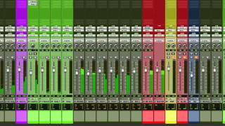 Mixing Indie Folk in Pro Tools | Mixing Down | 11/11