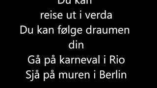 vestlandet lyrics (Mgpjr - Anna og Vilde)