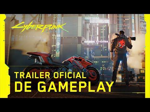 Cyberpunk 2077 — Trailer Oficial de Gameplay