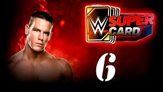 WWE SUPERCARD Карточные бои! №6 (Android)