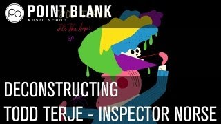 Deconstructing Todd Terje - Inspector Norse (Ableton Live)