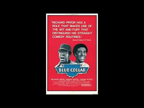 End Titles - Jack Nitzsche & Ry Cooder - Blue Collar 1978 Soundtrack