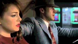 Gangster squad - deleted scene: in the car