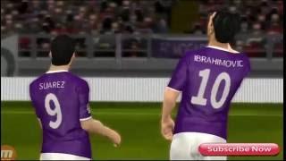 Dream League Soccer 2016 Manchester united vs My Team