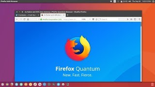 How to install Firefox Quantum on kali linux 2018.1