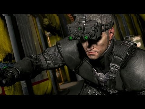 Splinter Cell: Blacklist - Threat Trailer
