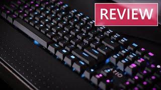 Azio MGK 1 RGB Mechanical Keyboard Review