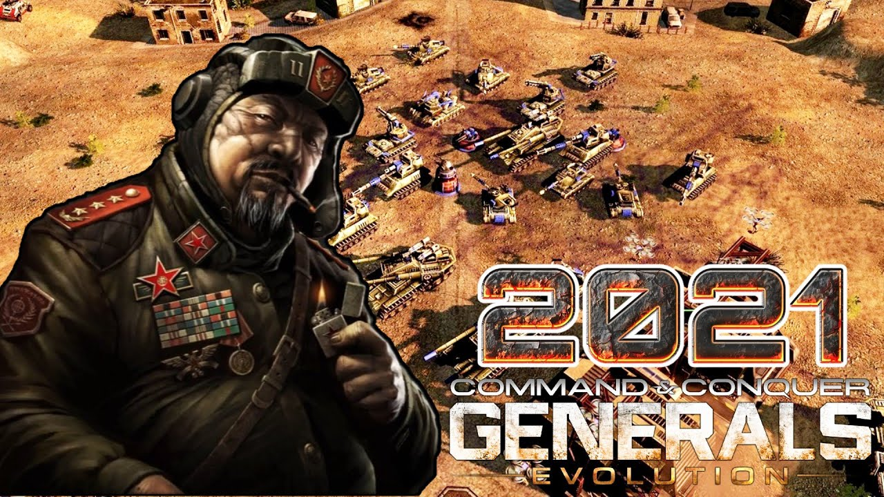 C&C Red Alert 3 - Generals Evolution: Beta 0.2 |  Overlord Ready Destroy