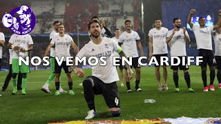 FANS RMCF - At. Madrid vs. Real Madrid - NOS VAMOS A CARDIFF!
