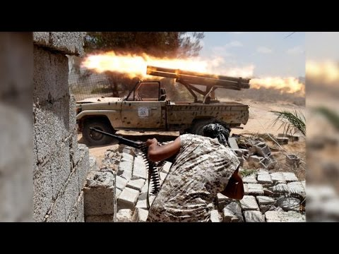 The Never-Ending War: U.S. Announces New Front Against ISIS in Libya