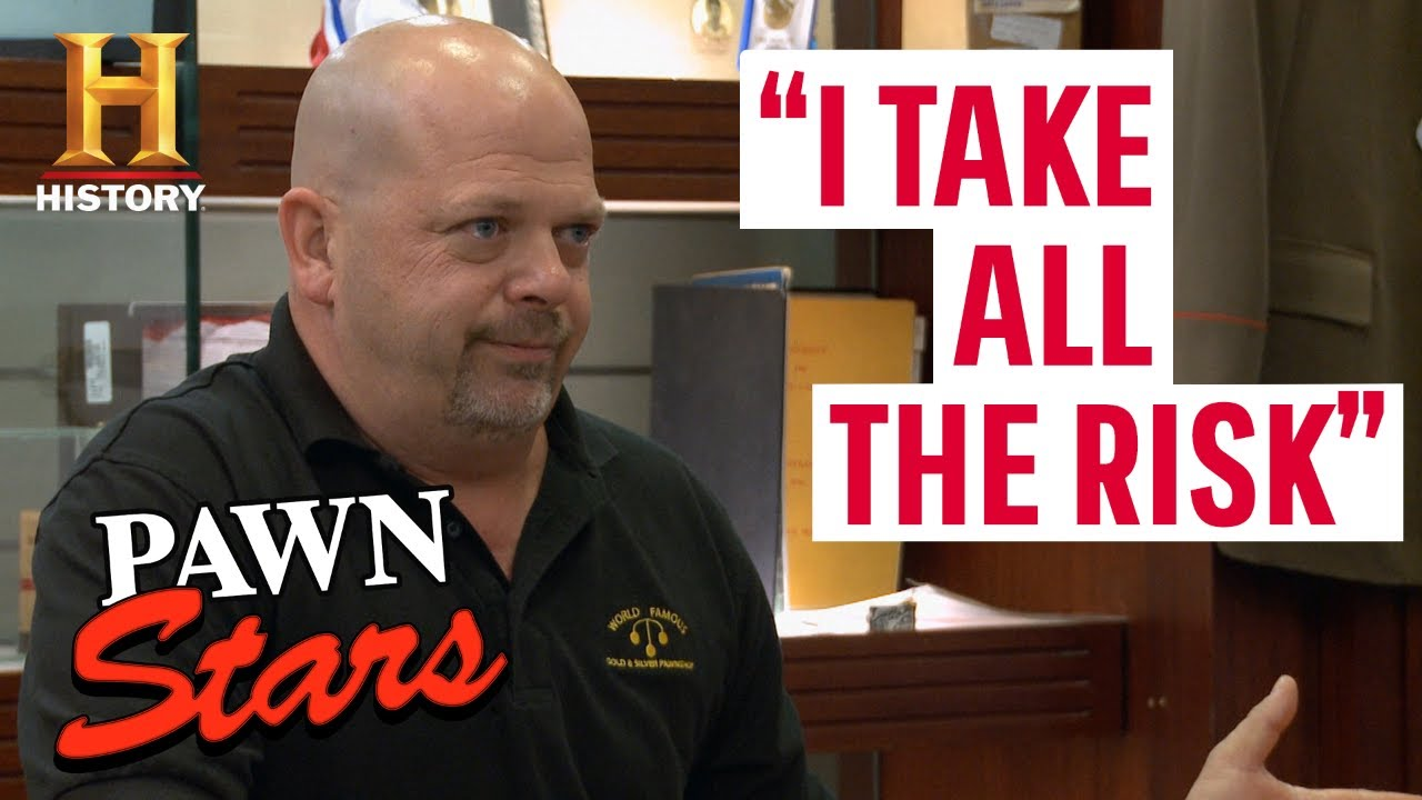 Download Pawn Stars: RISKING IT ALL FOR BIG MONEY (9 Risky $$$ Deals) | History