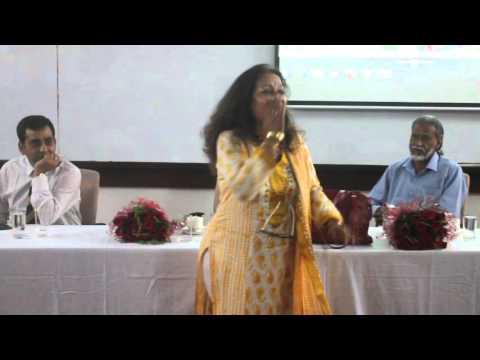 "DBS Mass Communication # Workshop # Theatre # Acting # "" Actress Himani Shivpuri """