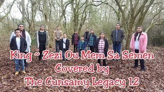 vuclip King ~ Zezi Ou Mem Sa Semen Covered by The Cunsamy Legacy 12