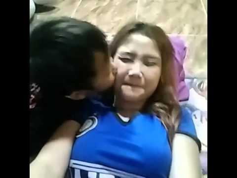 fuinny video anak kecil ciuman