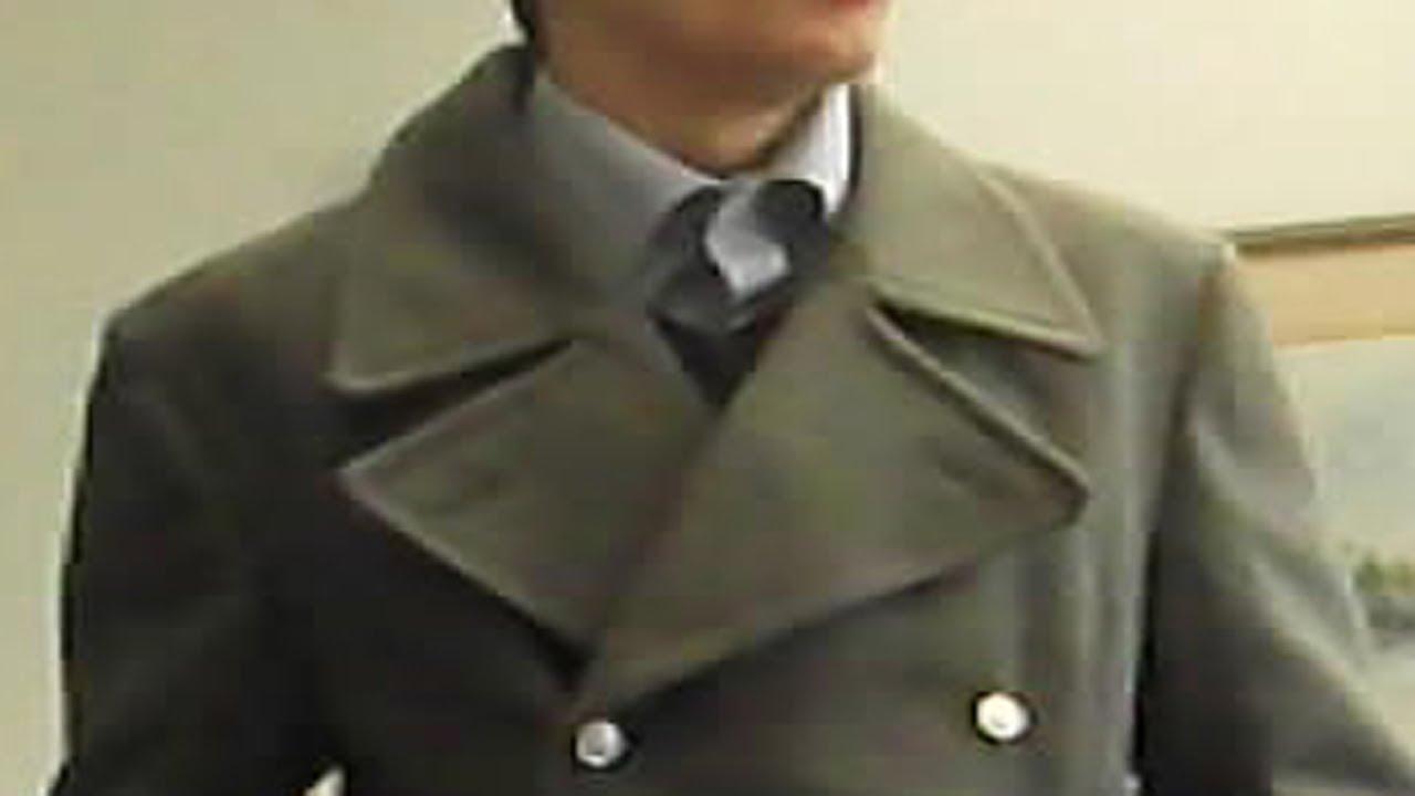 east german trench coat