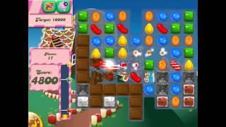 Candy Crush Saga: Level 154 (No Boosters) iPad 4