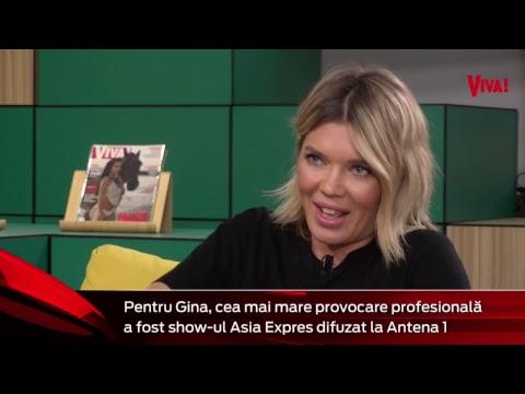 Gina Pistol este invitata Danei Enache la Interviurile VIVA!