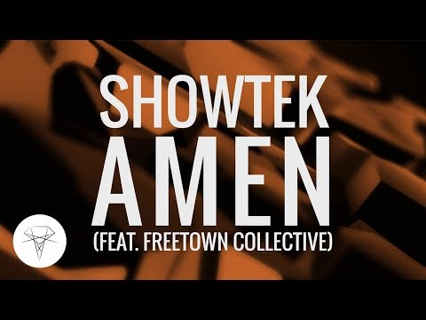 Showtek - Amen (feat. Freetown Collective)