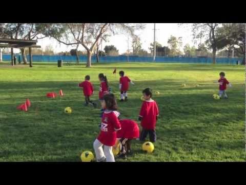 Toddler Soccer Games 2
