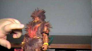 Masters of the Universe Classics: Grizzlor Figure Review