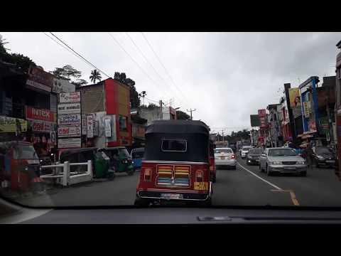 Road to Colombo, Sri Lanka