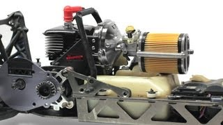 How to Install the 1/5th Scale Supercharger to an HPI Baja 5B