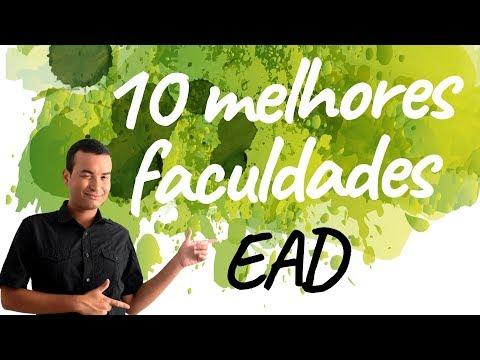10 MELHORES FACULDADES EAD