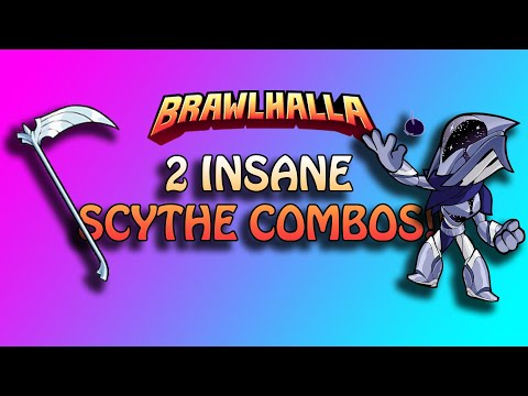 How To Kinda Not Suck at Queen Nai Spear Combos | Brawlhalla - YouTube