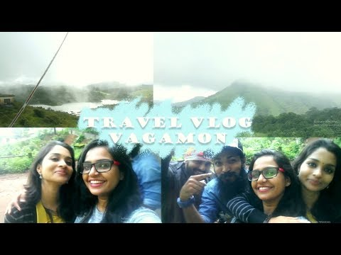 Travel Vlog | VAGAMON | Ft Vinitha Koshy | RJ Shambu