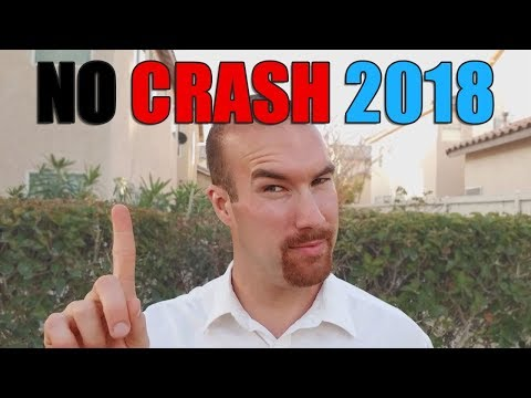 8 Reasons Why Las Vegas Real Estate Will NOT Crash in 2018