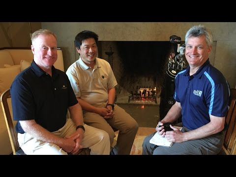 Interview about LiveView #Golf Training aid with a PGA Instructor & Inventor