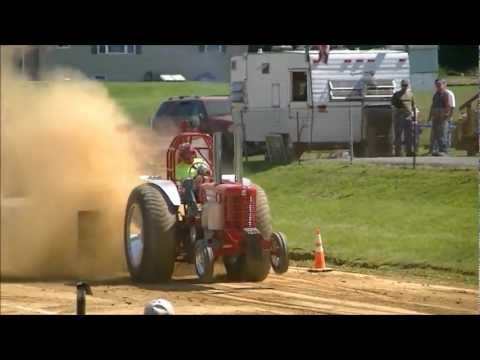 #6000 Div 5 Tractor Pull - Antes Fort, PA - 5/19/12
