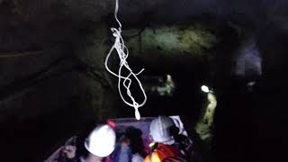 Full Underground Skip Ride October 2017