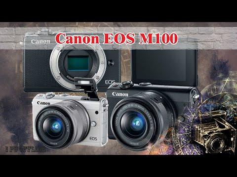 กล้องสําหรับมือใหม่[ep3] กล้องCanon EOS m100