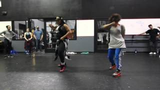 I Know by Big Sean feat. Jhene Aiko | Terrence Spencer Choreography