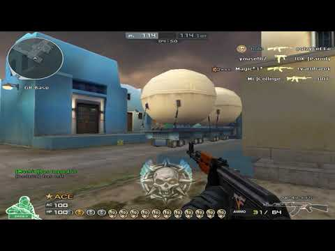 FFA New Greece 197 Kills AK47-CFS Gameplay By Pew [Crossfire]