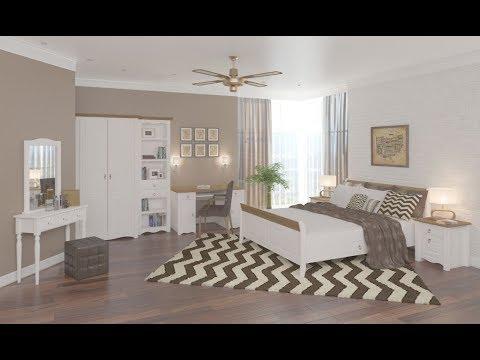 Какую мебель выбрать из дерева или ЛДСП? Мебель из сосны белая