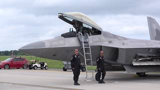 Download F-22 Raptor Launch: 2018 Air Power Over Hampton Roads (Sunday) Mp3 and Videos