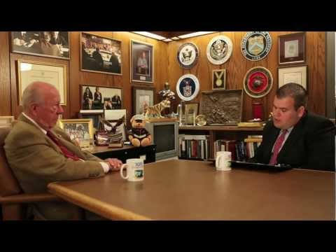 George Shultz Interview with 105 Conversations