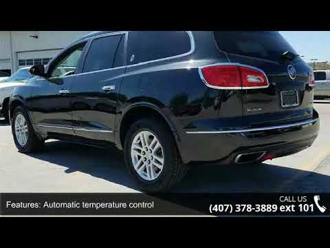 2015 Buick Enclave Convenience Group - Fountain Auto Mall...