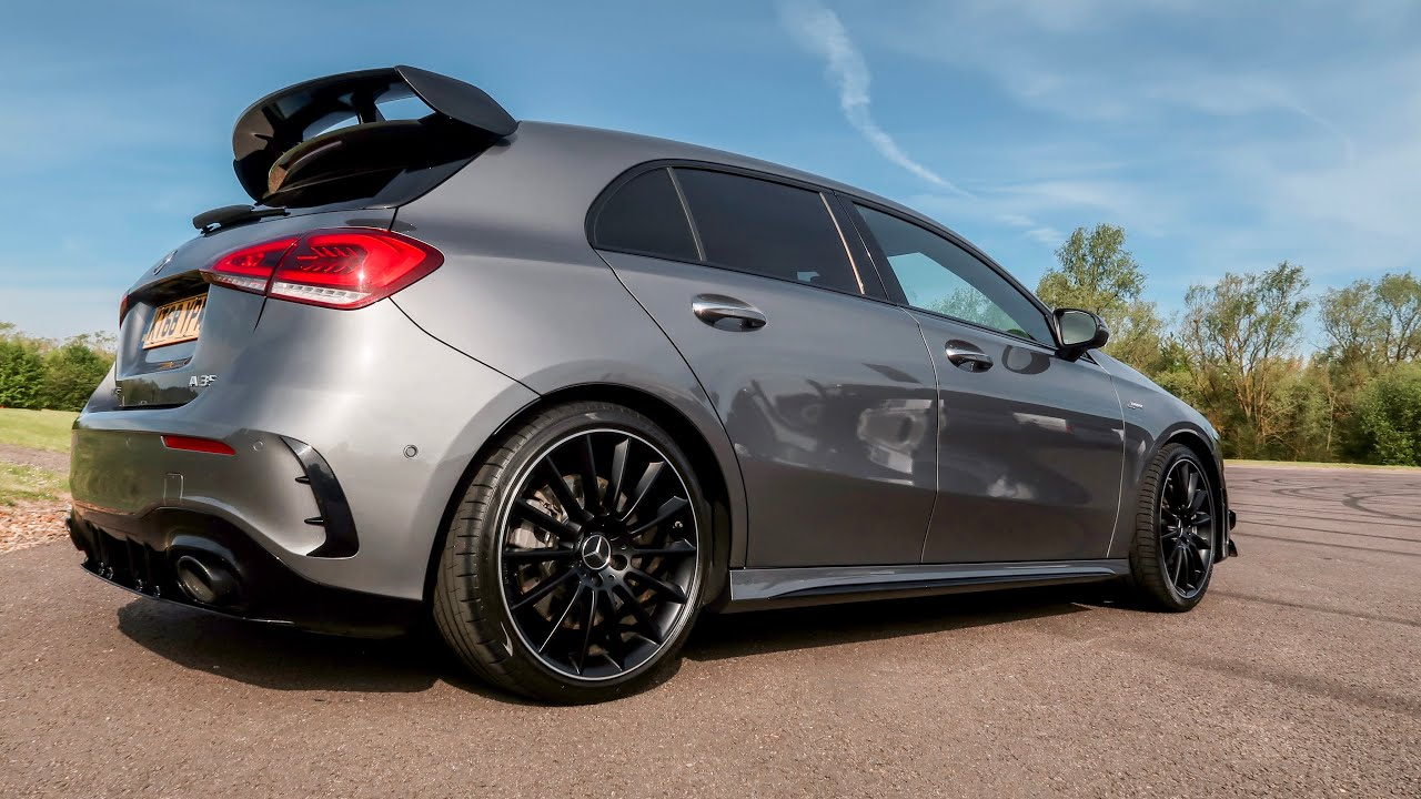 Is The New A35 Amg Better Than The Old A45 Amg A35 First Drive Youtube