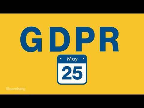 The GDPR Explained in 75 Seconds