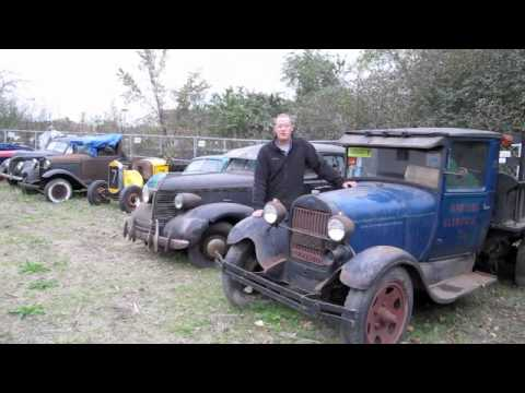 Auctions America - Lee Hartung Collection, Glenview, IL, Nov 3 - 5, 2011-- Motor Cars and Parts!