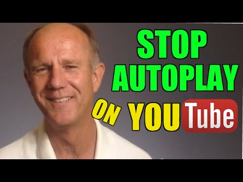 How To Stop or Disable Autoplay On YouTube