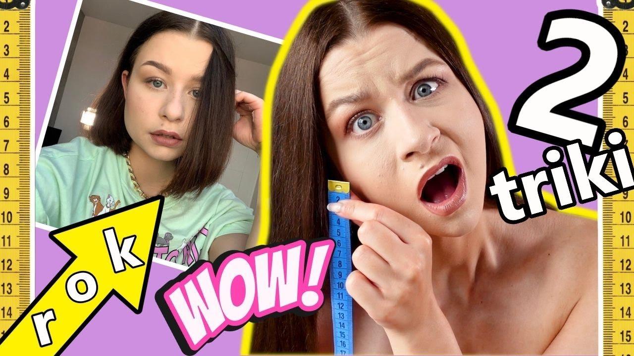 Jak SZYBKO zapuściłam włosy? 2 TRIKI, które WARTO ZNAĆ