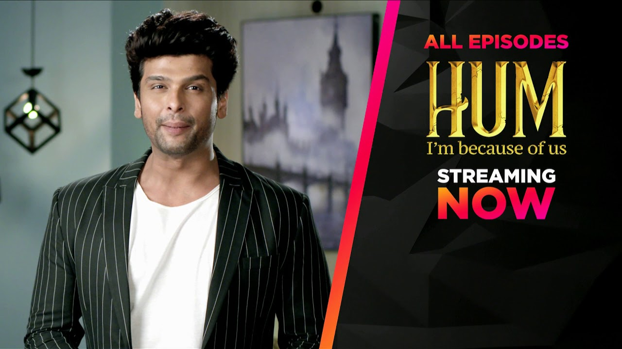 Download Hum | Am Because Of Us | All episodes streaming now | Kaushal Tandon | Karishma Sharma | ALTBalaji