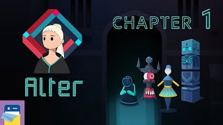 ALTER: Between Two Worlds - Chapter 1 Walkthrough & iOS / Android Gameplay (by Crescent Moon Games)