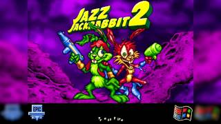 The Best of Retro VGM #216 - Jazz Jackrabbit 2 (PC) - Dark Groove (Haunted Forest Stages)