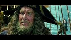 Pirates of the Caribbean: Dead Men Tell No Tales-Barbossa meets Salazar