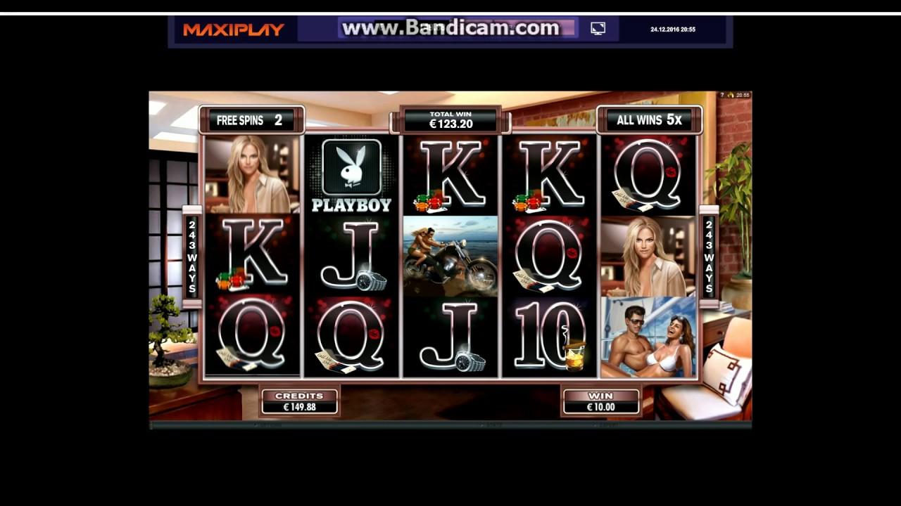 Playboy Online Slot